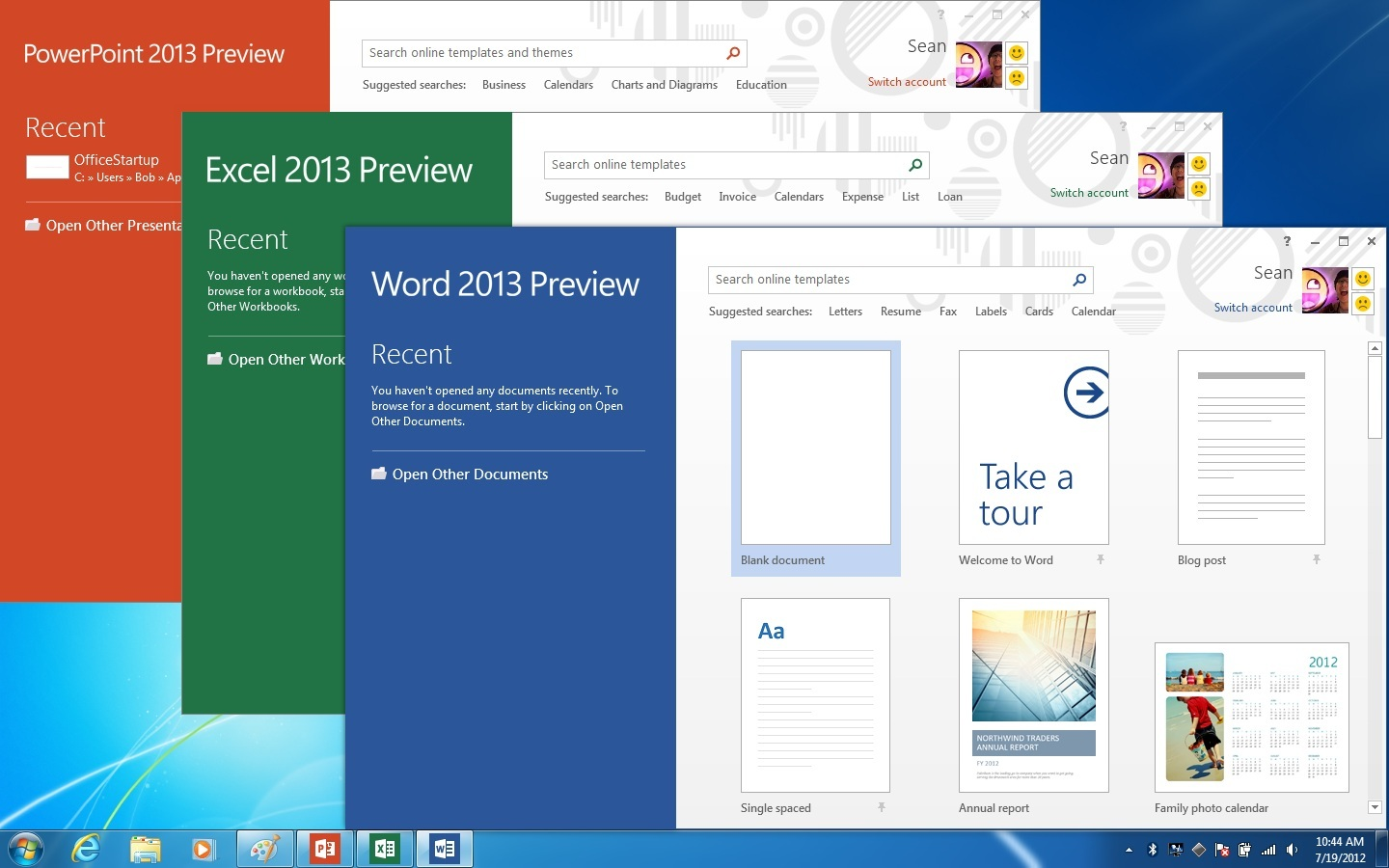 microsoft office 2013 1 program 6 versions