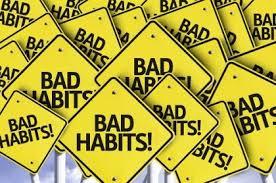 Five Bad Habits That Hurt Productivity